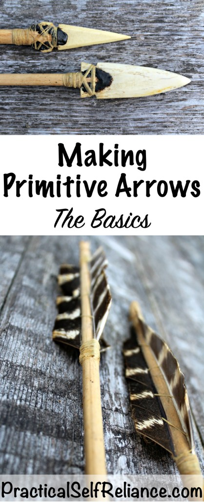 How to Make Primitive Arrows How to Make Primitive Arrows #arrows #bushcraft #howtomake #survivalist #selfsufficiency #prepper
