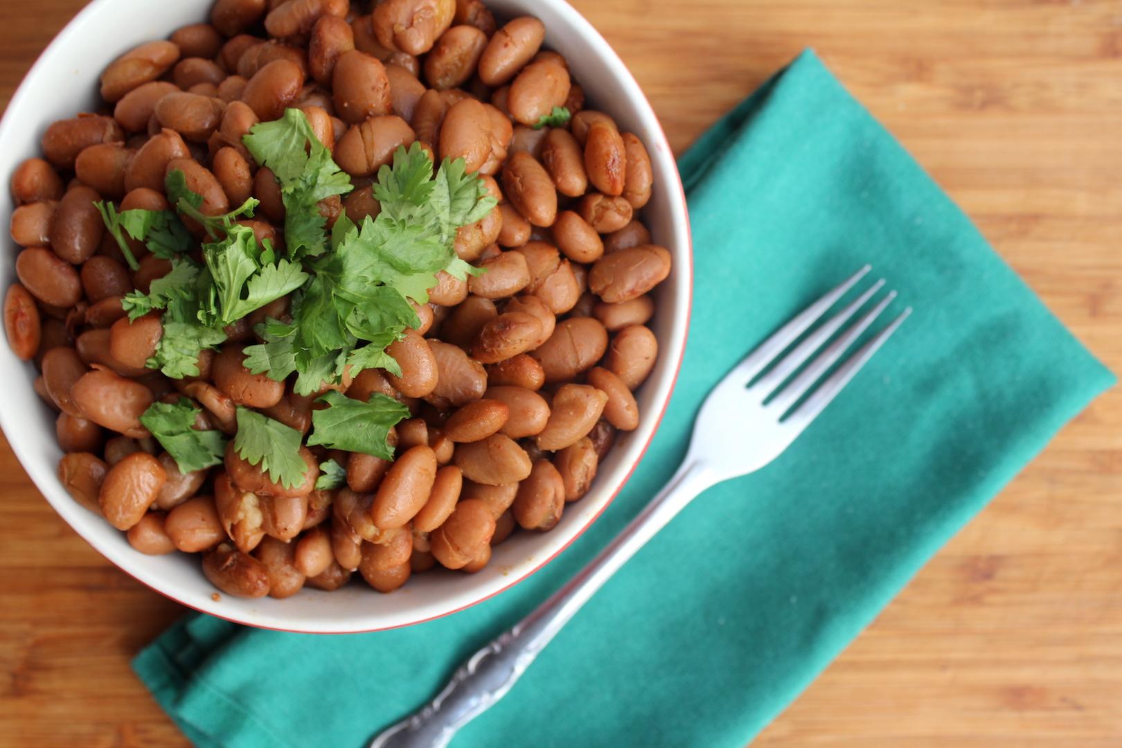 Instant Pot Pinto Beans No Soak Recipe