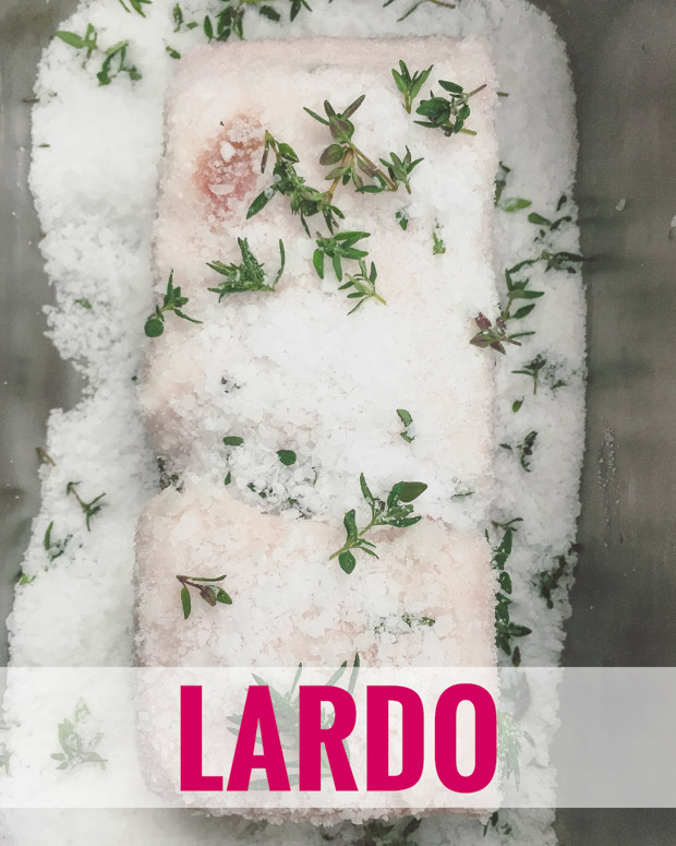 Lardo from Bacon is Magic