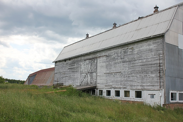 Old Walsh Farm Old Barn