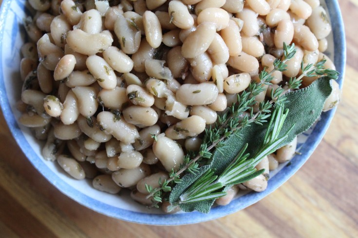 Instant Pot Great Northern Beans