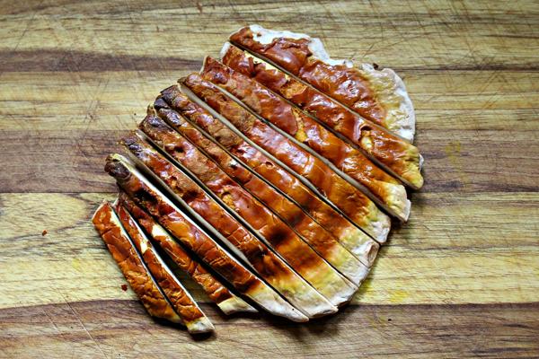 Sliced Reishi Mushroom