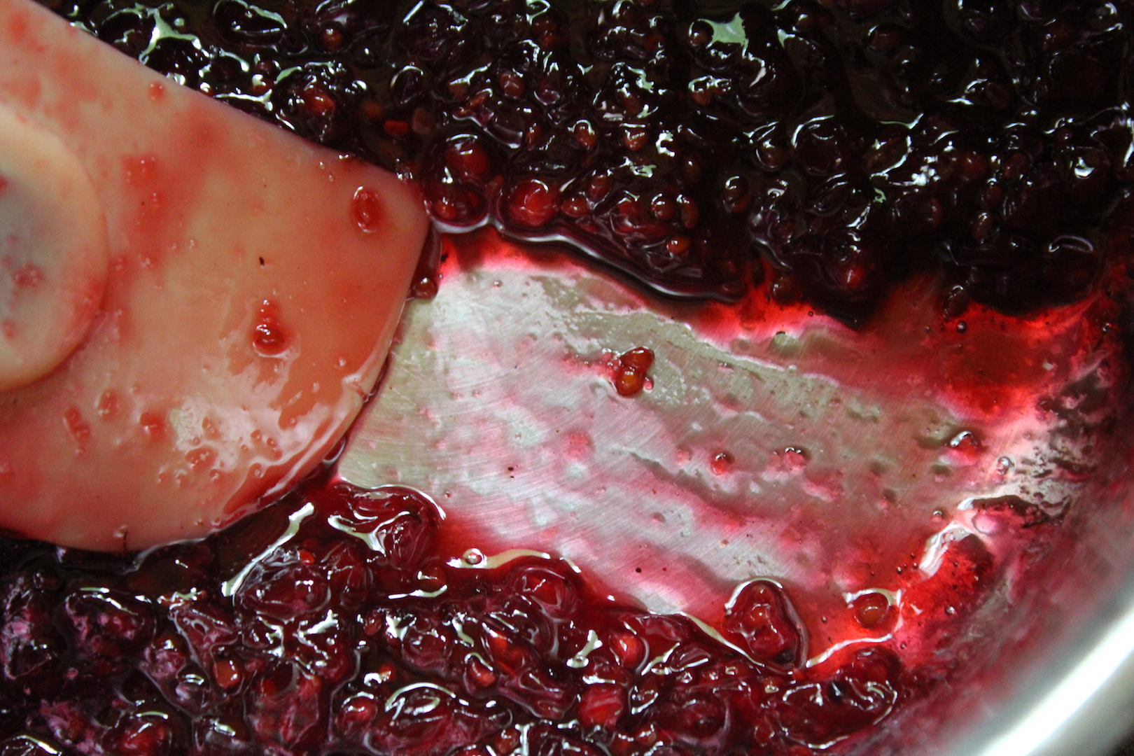 Red Currant Jam Trace