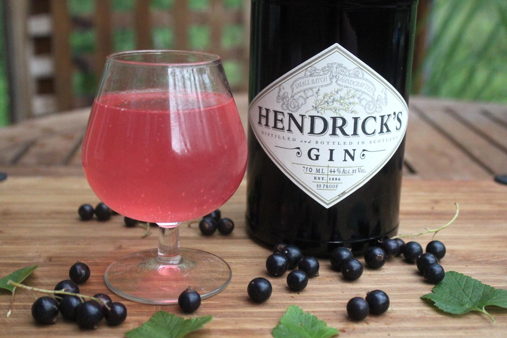 blackcurrant gin