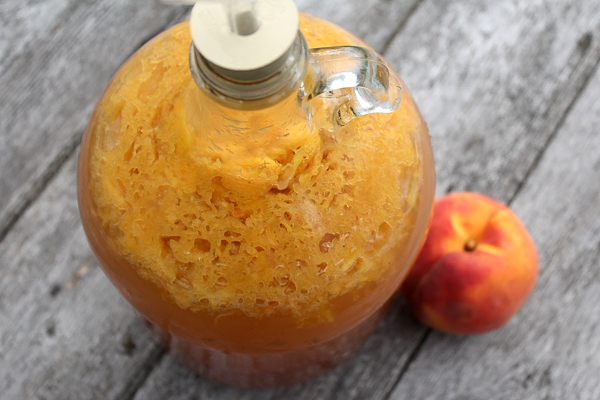 Peach Wine Recipe