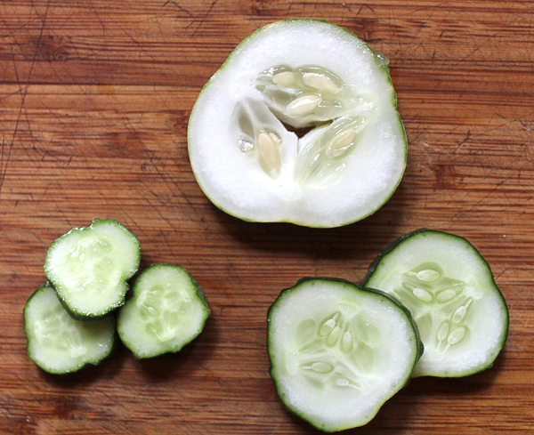 Choosing Cucumbers for Canning Pickles