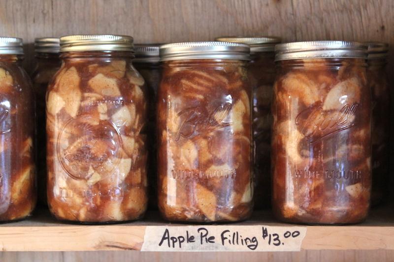 Apple Pie Filling For Sale