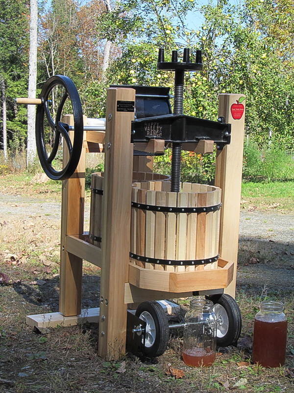 apple cider press