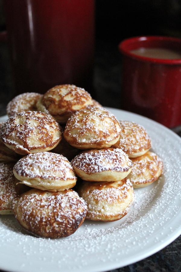 How to Make Poffertjes ~ Danish Pancakes