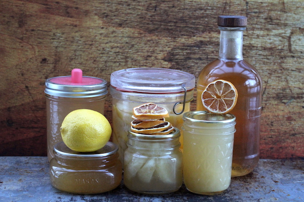 Ways to Preserve Lemons ~ Preserving Lemons for Long Term Storage