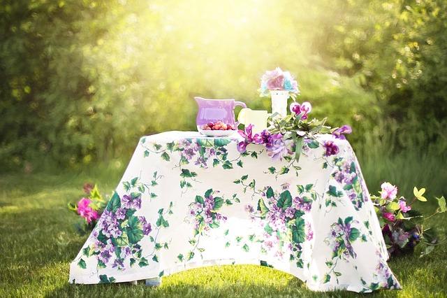 garden teas