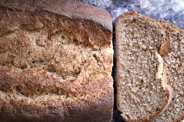45% Rye Sourdough Hearth Bread (Méteil)