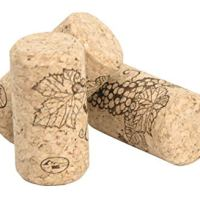Home Brew Ohio #8 Straight Corks, (Pack of 100)