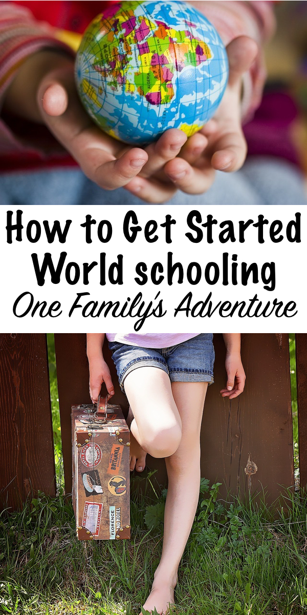 Worldschooling ~ How to get started and one families global homeschool adventure ~ Worldschooling is like homeschooling but the whole world is your classroom. It can provide really unique educational opportunities, but also significant challenges.  #homeschooling #worldschooling #homeschool #homeeducate #familytravel #life