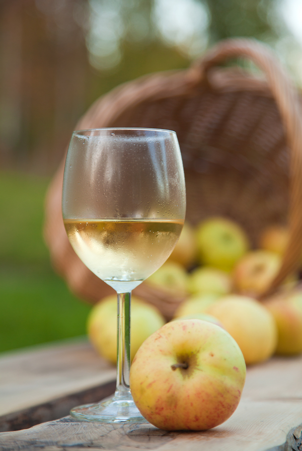 How to Make Apple Wine ~ Homemade apple wine is easy to make at home. You'll be drinking your country apple wine in no time...
