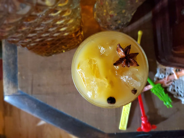 Spiced Apple Shrub (Image Courtesy of A Farmgirl in the Making)