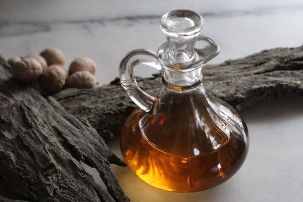 Homemade Shagbark Hickory Syrup