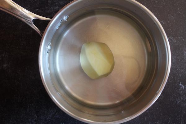 Potato for Yeast Starter
