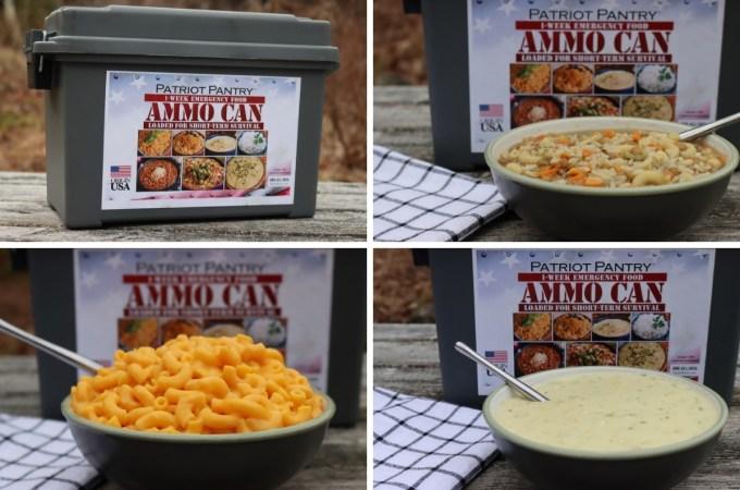 My Patriot Pantry Emergency Food Review