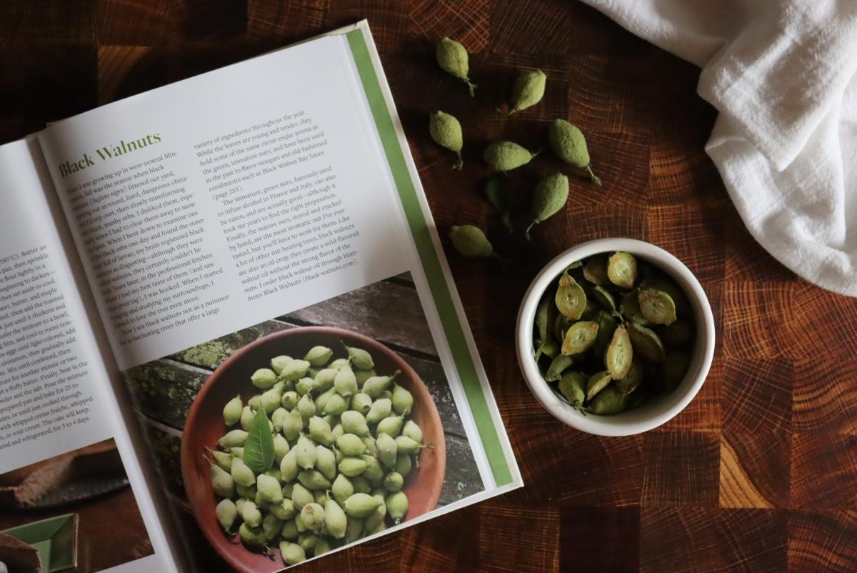 Green Walnut Recipes Flora Book