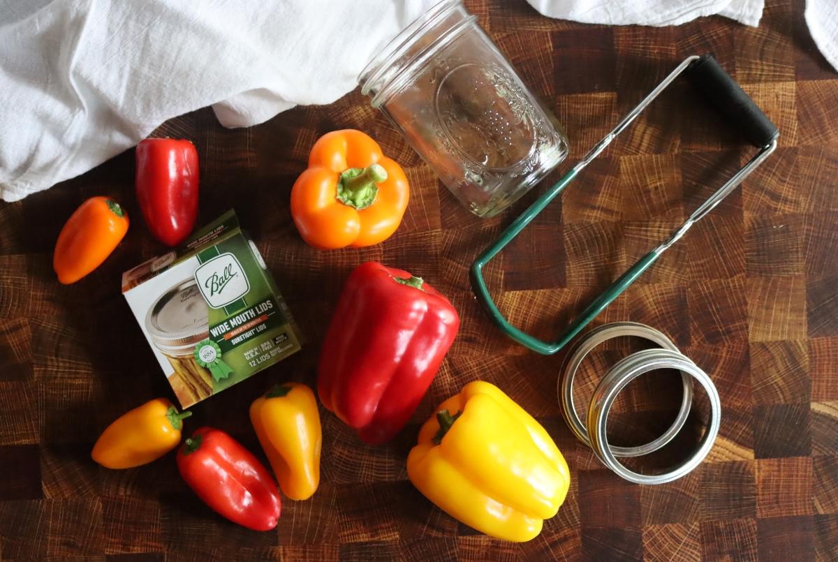 Pepper Canning