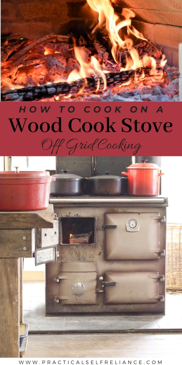 How to Cook on a Wood Cookstove