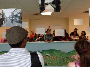 Nick Manton's capstone presentation of his photo project.