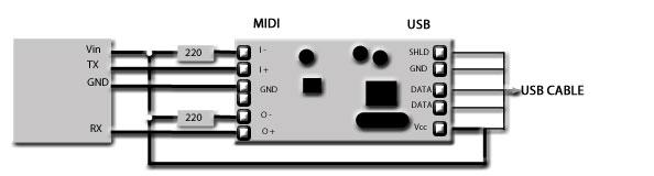 schematic-midi-usb-converter
