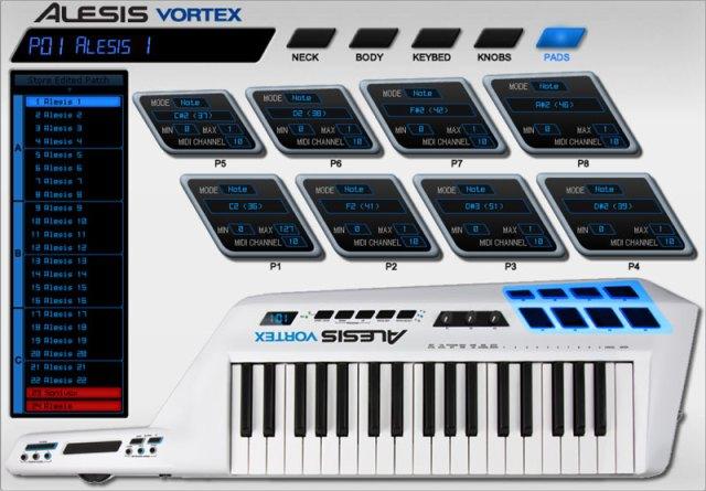 Vortex-Vizex image
