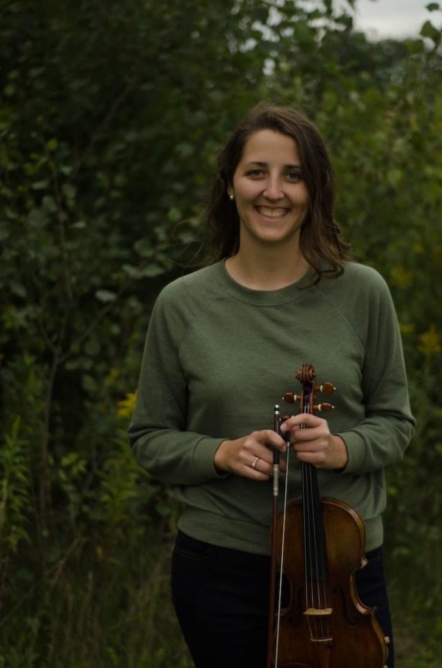 Caitlin Smith violin