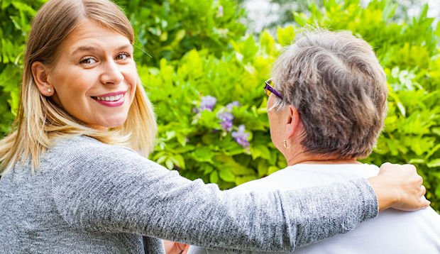 caregiver or caretaker
