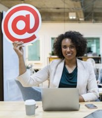 choosing a professional email address