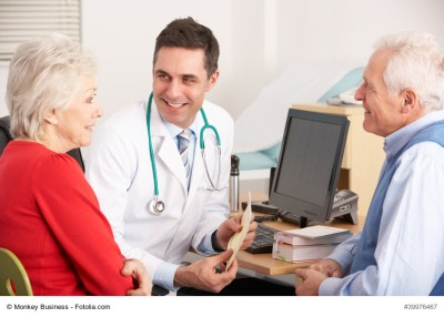 Stroke awareness doctor appointment
