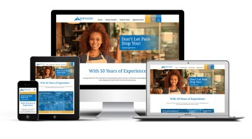 Practis Inc has launched a chiropractic website for Keith Clinic of Charlotte, North Carolina.