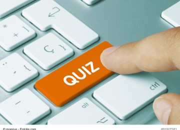 online health assessment quiz
