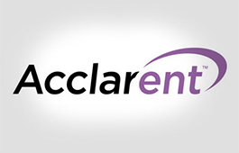 Acclarent Online Marketing Program