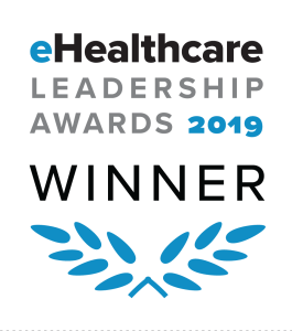 eHealthcare Leadership Awards 2019 PNG