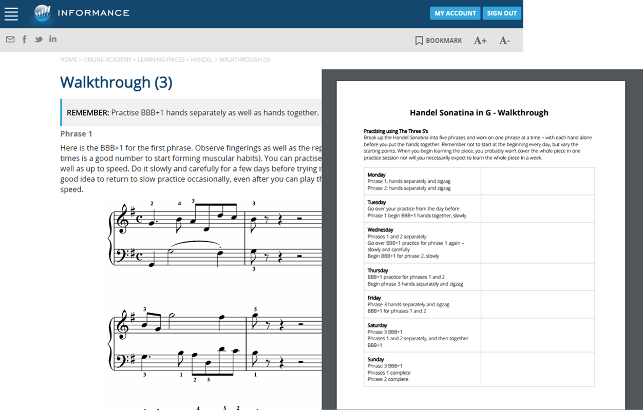 Practising The Piano New Elementary Level Resources Available Now
