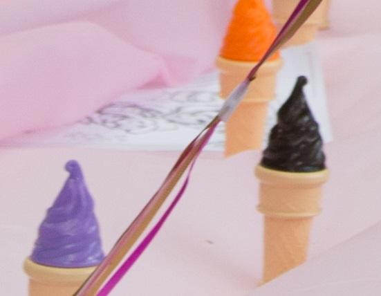 Ice Cream Cone Bubbles