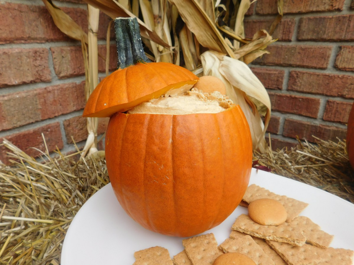 Fall Pumpkin Dip!