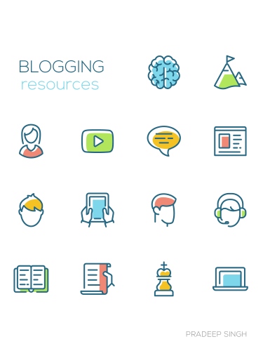 Blogging Resources Pradeep Singh