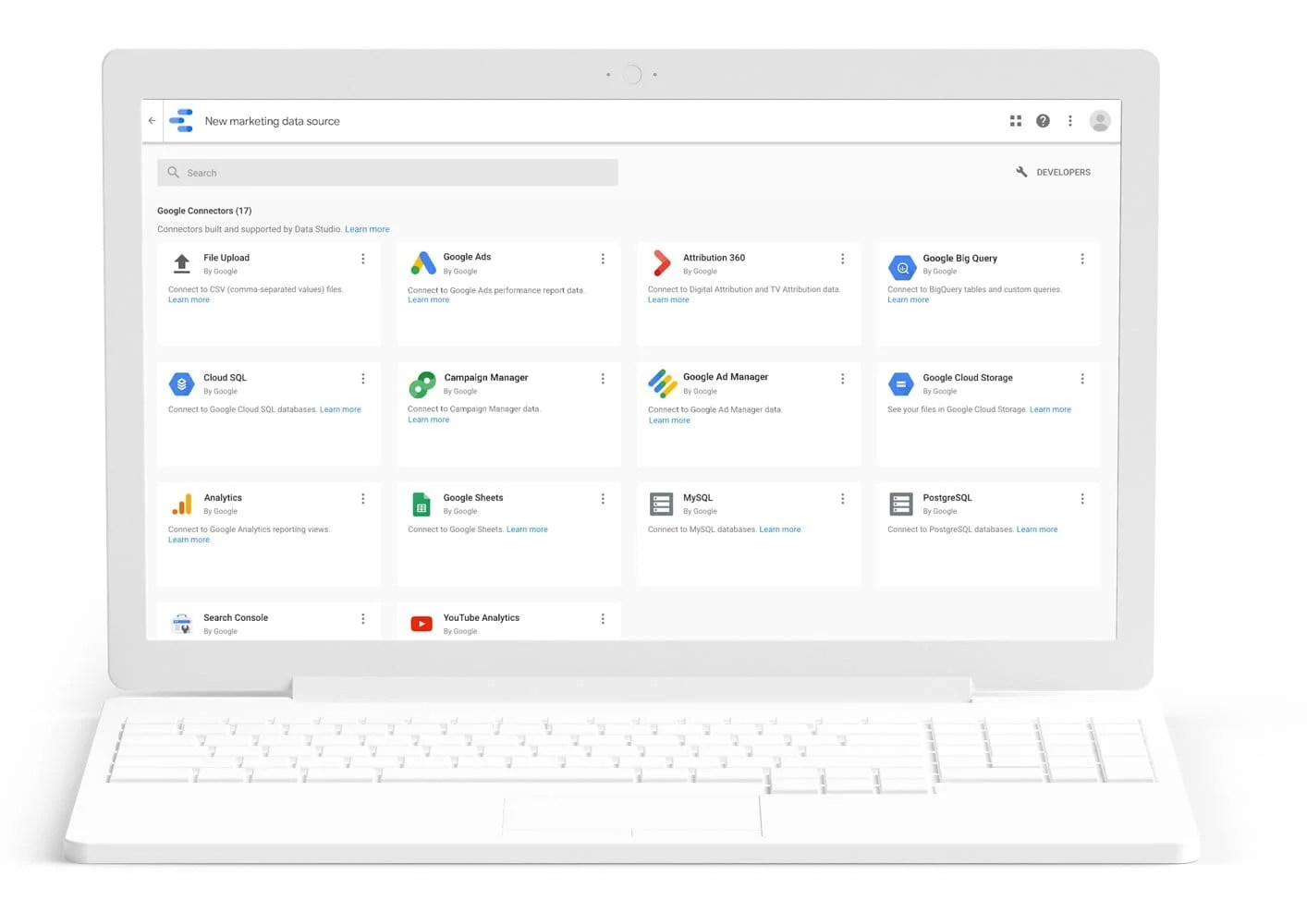 Google Data Studio Google Marketing Platform