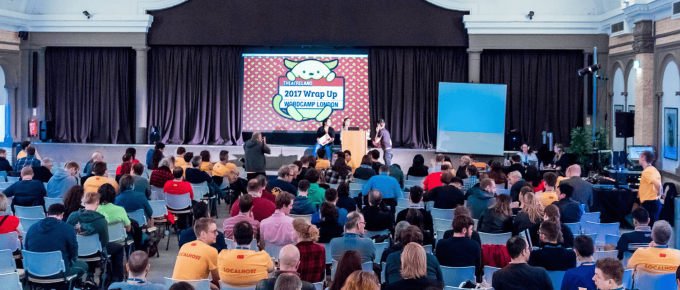 WordCamp London 2017 Images Gallery