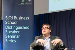 Reid Hoffman at Oxford Said Business School-5390