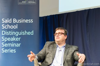 Reid Hoffman at Oxford Said Business School-5402