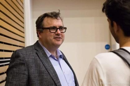 Reid Hoffman at Oxford Said Business School-5438
