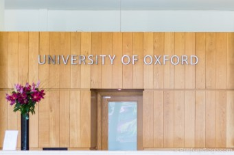 University of Oxford Said Business School