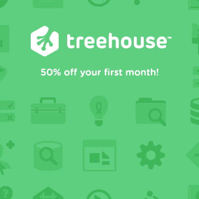 Treehouse Coding, WordPress, Learning Programs