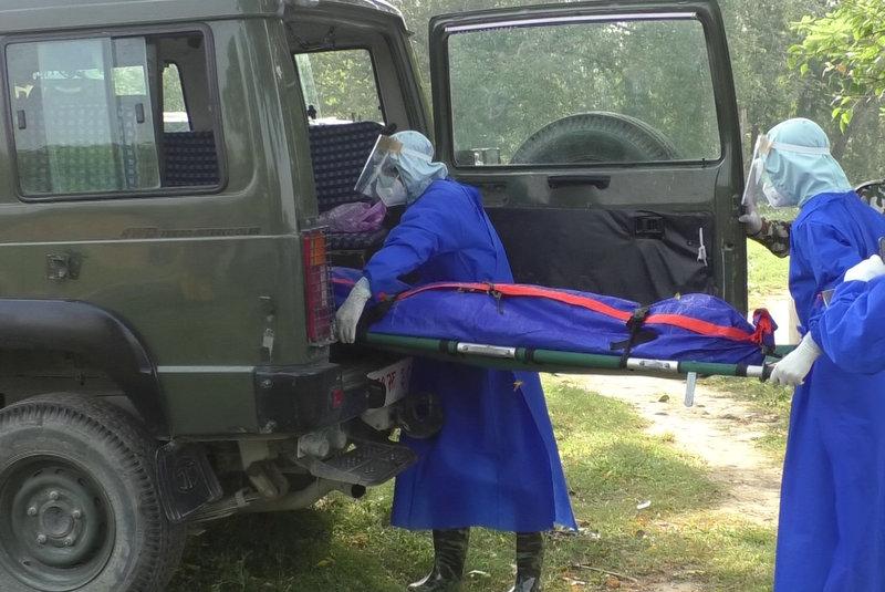 इजरायलमा कार्यरत एक नेपाली महिलाको कोरोनाबाट मृत्यु
