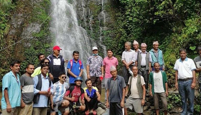 क्यानोनिङ पर्यटनको नयाँ गन्तव्य : दिपक कोइराला